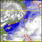 FY-2G Infra-red Images